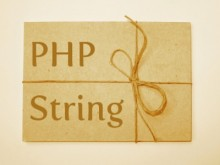 Using variables in a PHP string